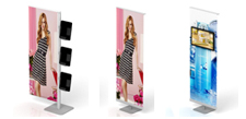 Flexi Display Banner Stand