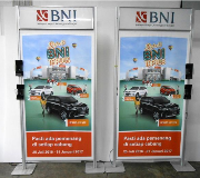 Backdrop FD Complete Booth 3 BNI