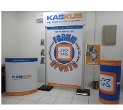 FD Complete Booth 1, Easy Counter Round, Easy Counter Curve Kaskus