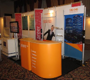 Booth Portable Complete Booth BNI