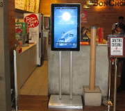 Digital Signage LCD Ad Display 55