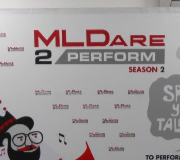 Backwall Fabric Pop Up Backdrop MLDare Java Jazz Festival