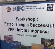Backdrop Pop Up Backwall 3x3 Flat Workshop IFC Bank Dunia