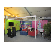 Backdrop Pop Up Pameran Jee Expo Kemayoran