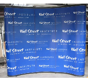 Backdrop Pop Up Wall Street Institute School Of English