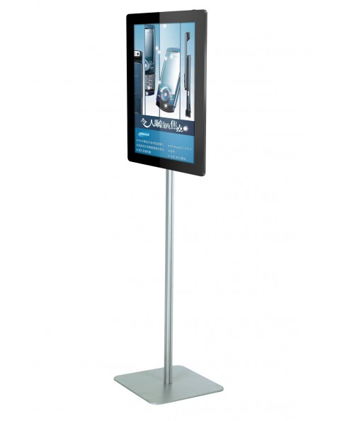 LCD Stand 1 Pole (Plate Base 39 x 39 cm)