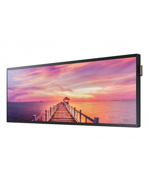 Samsung Edge-Lit 37 Inch LED Stretched Display for Business