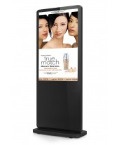 Digital AD Display Floorstand 43""