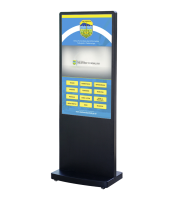 "DigiSIGN Floorstand 43"" with ADS Software"