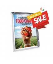 Click - Snap Frame 60 x 90 CA (Silver) SALE