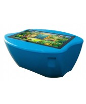 EduPlay Table 32 Inch - Blue