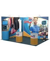 Iso Frame TRADESHOW 3x4 2-ST A