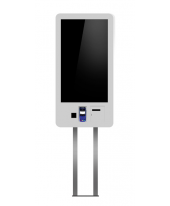 """DigiSIGN Self Order Kiosk Platform Intel I3 with Windows 10 IOT 32"""" Capacitive Touch"""