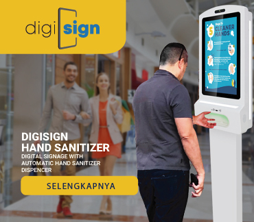 digisign hand sanitizer