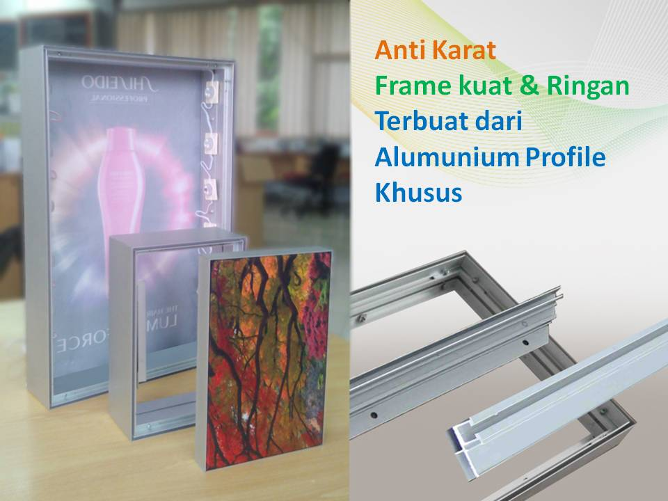 display Fabric Frame